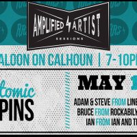 Amplified Artist Sessions presents: The Atomic Spins