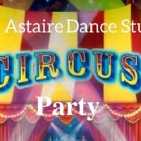 Circus Themed Social Dance Party