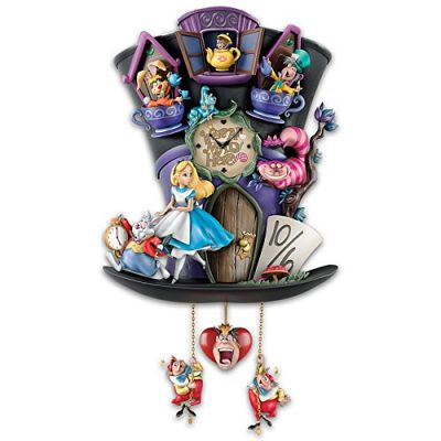 Alice in Wonderland Themed Social Dance Party