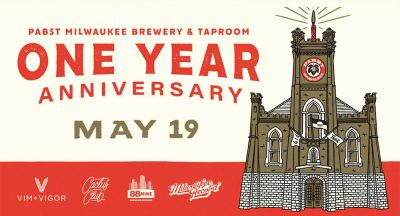 Pabst One Year Anniversary Party