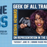 88Nine Labs: Tech Talk with Keisha Howard on representation in the gaming industry