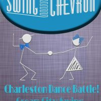 SWING CHEVRON PRESENTS CHARLESTON DANCE BATTLE AND MUSIC VIDEO SHOOT WITH CREAM CITY SWING