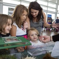 Mother's Day at Discovery World!