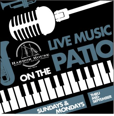 LIVE MUSIC ON THE PATIO AT HAR...