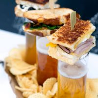 Brews and Bites: Sprecher Deconstructs the WI Grilled Cheese