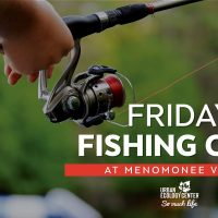 Friday Fishing Club At urban Ecology Center Menomonee Valley