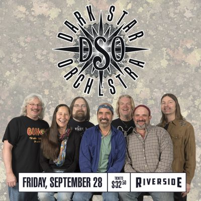 Dark Star Orchestra at the Riverside Theater