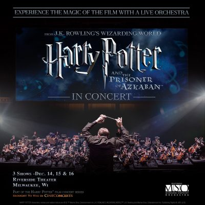 Harry Potter and the Prisoner of Azkaban™ in Concert at the Riverside Theater