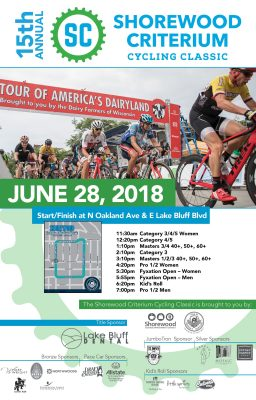 Shorewood Criterium Cycling Classic