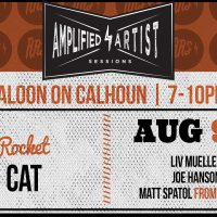 Amplified Artist Sessions presents: Rocket Cat