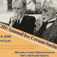 Free Annual Ice Cream Social