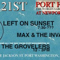 The Grovelers Live @ FISH DAY NEWPORT SHORES