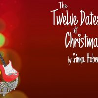 The Twelve Dates of Christmas by Ginna Hoben