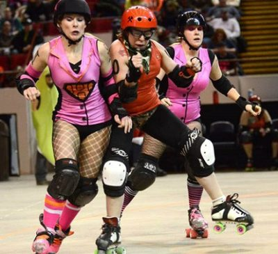 Brewcity Bruisers Roller Derby-Travel Team Double ...