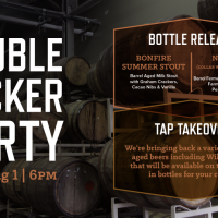 Double Decker Beer Release Party