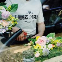 Summer Workshops with Flowers for Dreams