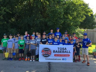 2019 Tosa Titans Baseball Tryouts