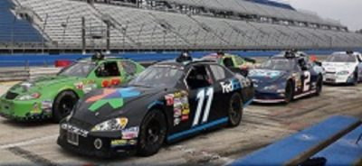 The Rusty Wallace Racing Experience