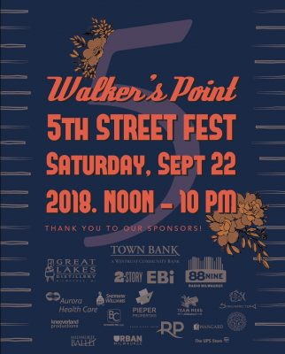 Walker's Point 5th Street Fest