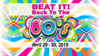 Beat It! Back To The 80's