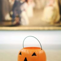Gallery Trick-or-Treat and Art Making