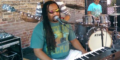 Marcell Live Patio Performance