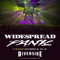 Widespread Panic at the Riverside Theater