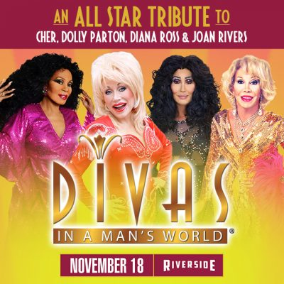 Divas in a Man's World at the Riverside Theater
