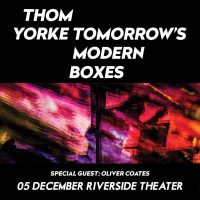 Thom Yorke at the Riverside Theater