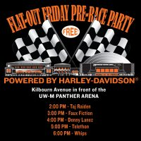 Flat-Out Friday Pre-Race Party powered by Harley-Davidson®