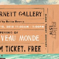 Le Nouveau Monde: French Travel-Inspired Art