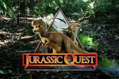 Jurassic Quest - Where the Big Dinosaurs Live
