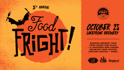Local First Milwaukee's 5th Annual Food Fright