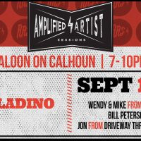 Amplified Artist Sessions presents: Paladino