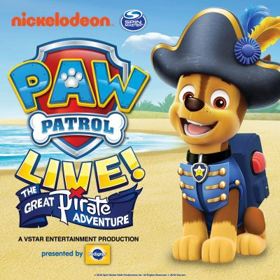 "PAW Patrol Live! ""The Great Pirate Adventure"""