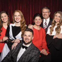 Collingsworth Family in Christian Concert