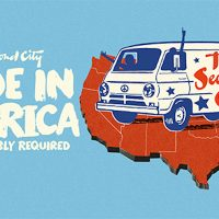 The Second City Made in America Some Assembly Required
