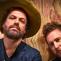 Michael Glabicki Singer Songwriter of Rusted Root with Dirk Miller