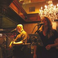 LIVE MUSIC BY ALLY HART