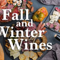 Fall and Winter Wine Tasting