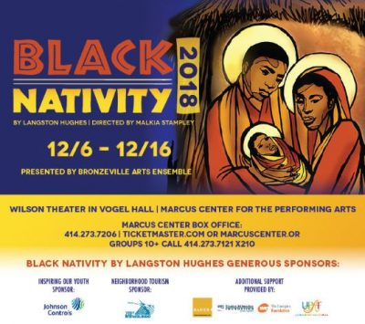 Black Nativity by Langston Hughes 2018 Directed by Malkia Stampley