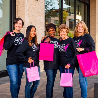 Conversations for a Cure at Southridge Mall