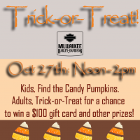 Trick-or-Treat at Milwaukee Harley!