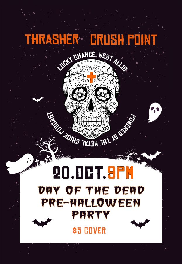Metal Chick Presents: Pre-Halloween Party featurin...