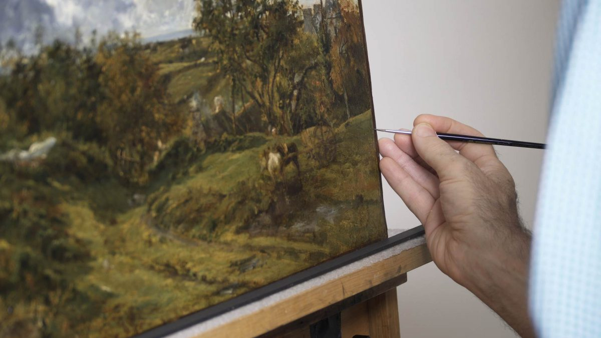 Constable? A Landscape Rediscovered