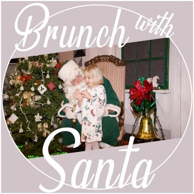 Brunch with Santa in Wauwatosa