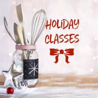 Kids & Teens Cooking Class - Holiday Favorite Desserts