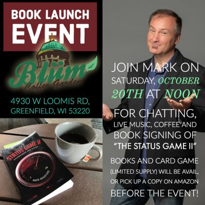 """Book Signing and Release Party - Mark Bradford's """"..."""