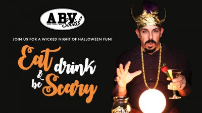 A Halloween Party at ABV Social