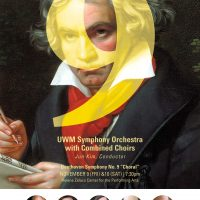 """Beethoven Symphony No. 9 """"Choral"""" - UWM Symphony Orchestra and Choirs"""